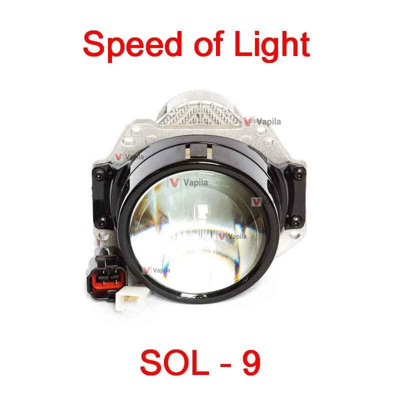 bi-led lenses sol-9