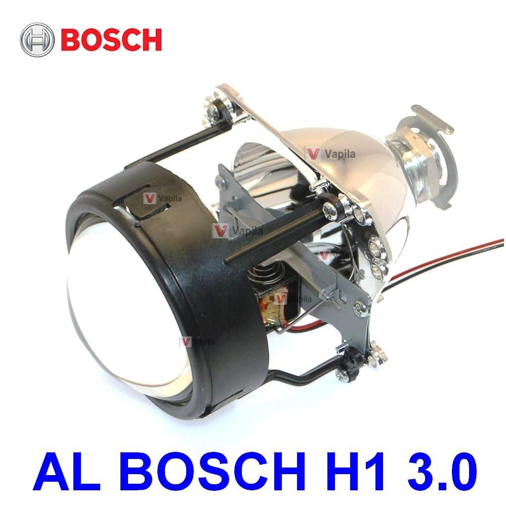 ксеноновые линзы bosch h1 3.0