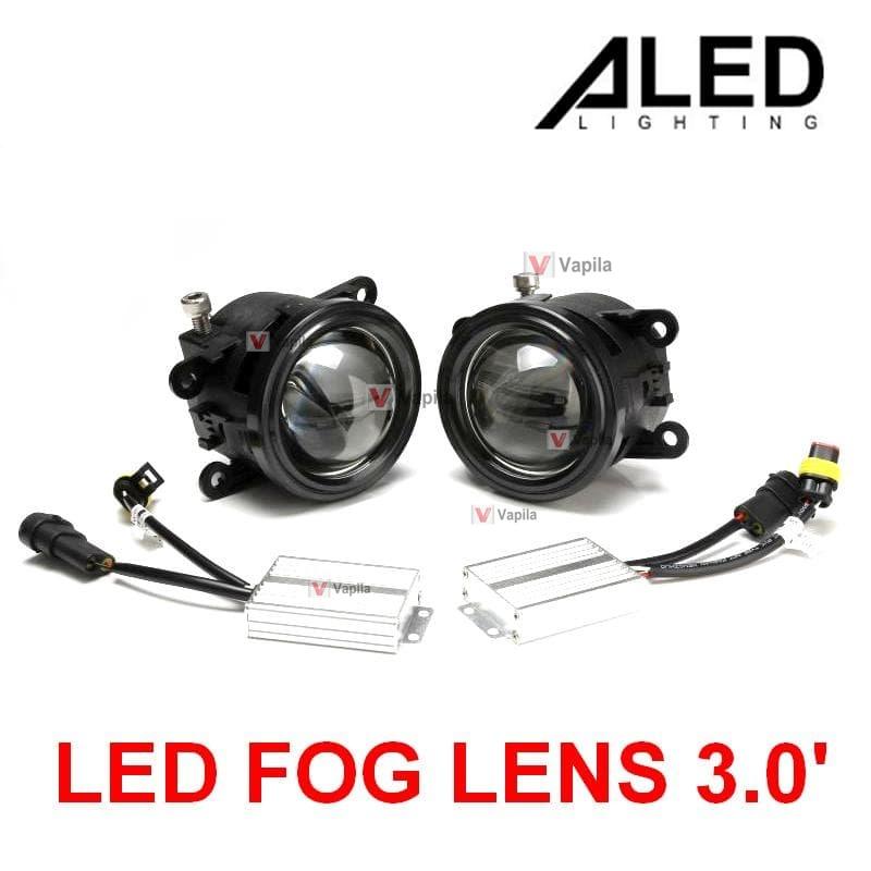 LED ПТФ линзы ALED FLP 09W