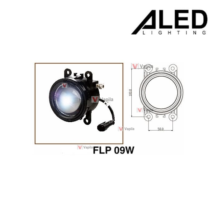 ALED FLP09W ПТФ LED