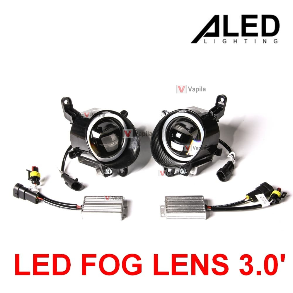 LED ПТФ линзы ALED FLP 08W