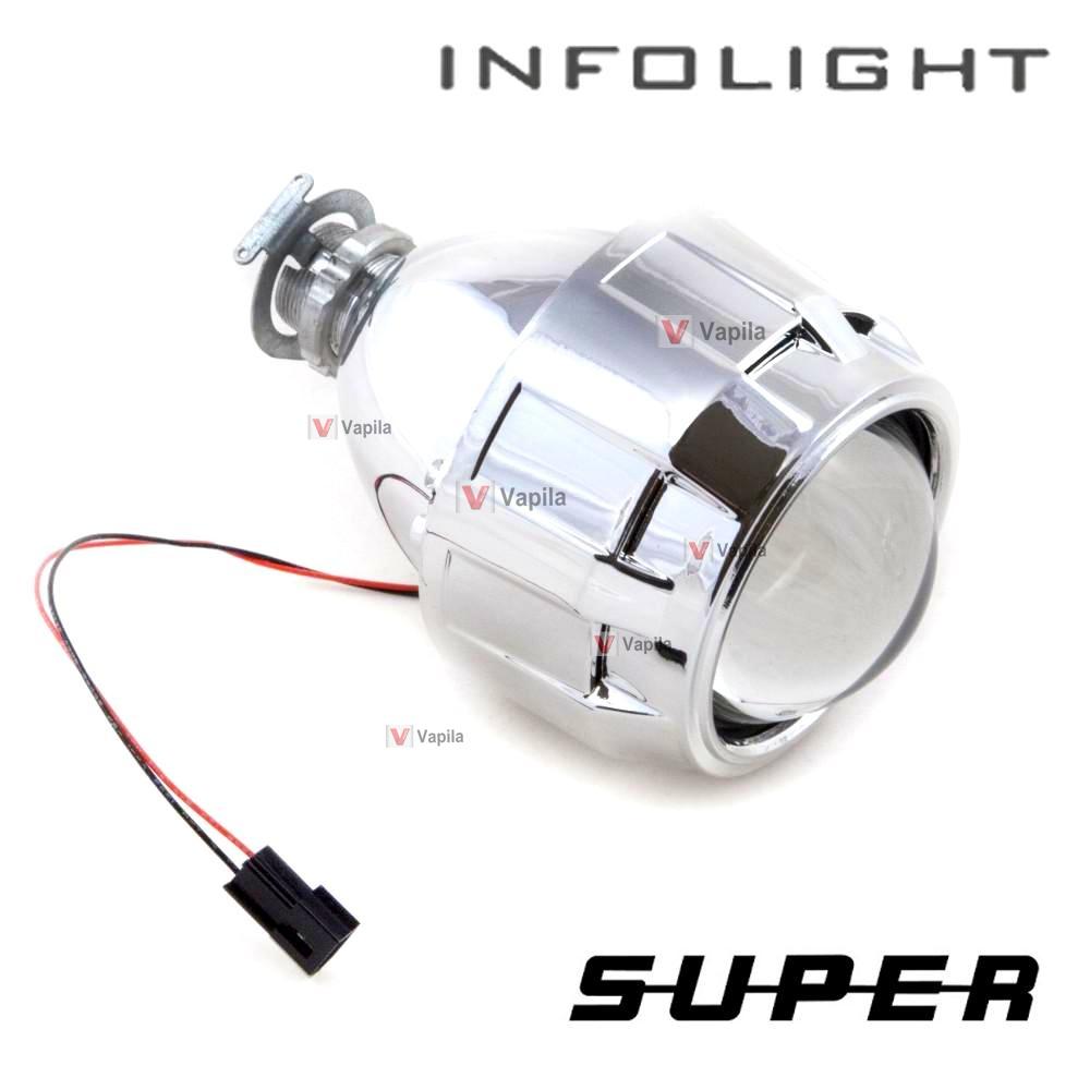 Биксеноновые модули Infolight Super G5