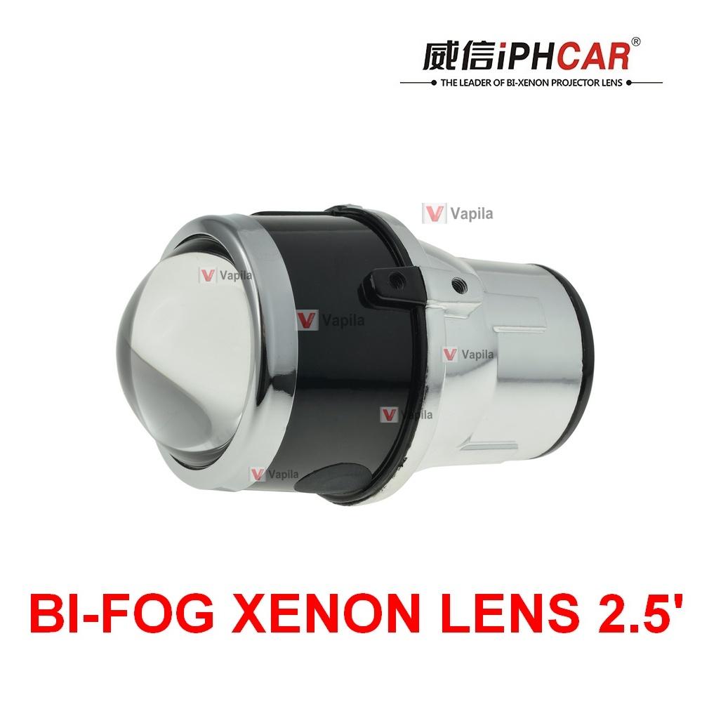 Биксеноновая ПТФ линза iphcar 2.5''