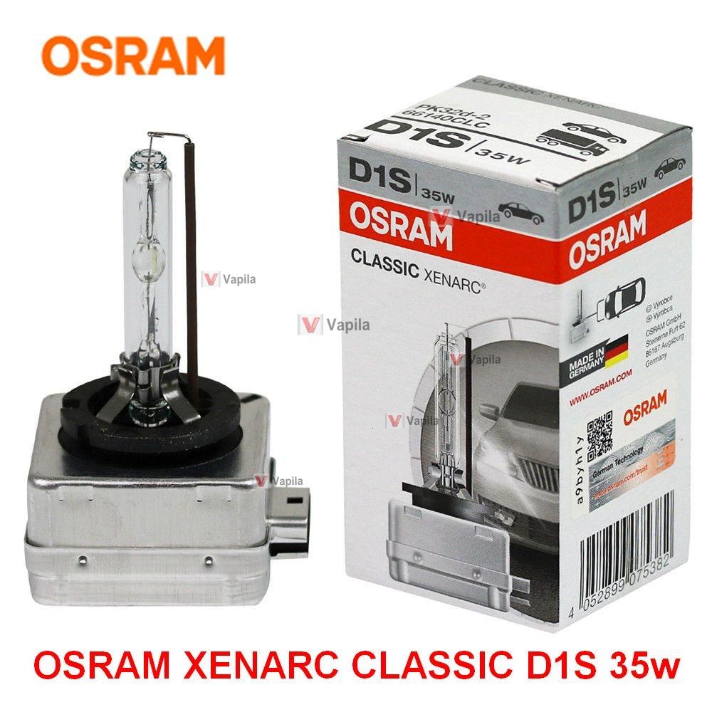 Ксеноновая лампа Osram Xenarc Classic D1S 35w
