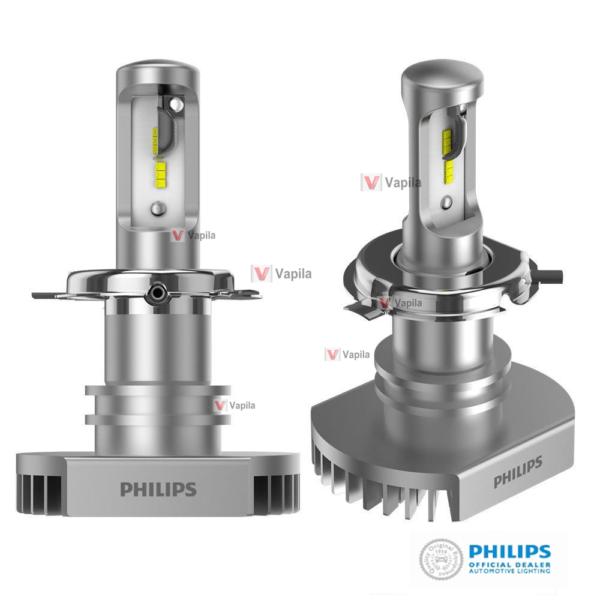 Светодиодные лампы Philips Ultinon LED 11342ULWX2 H4