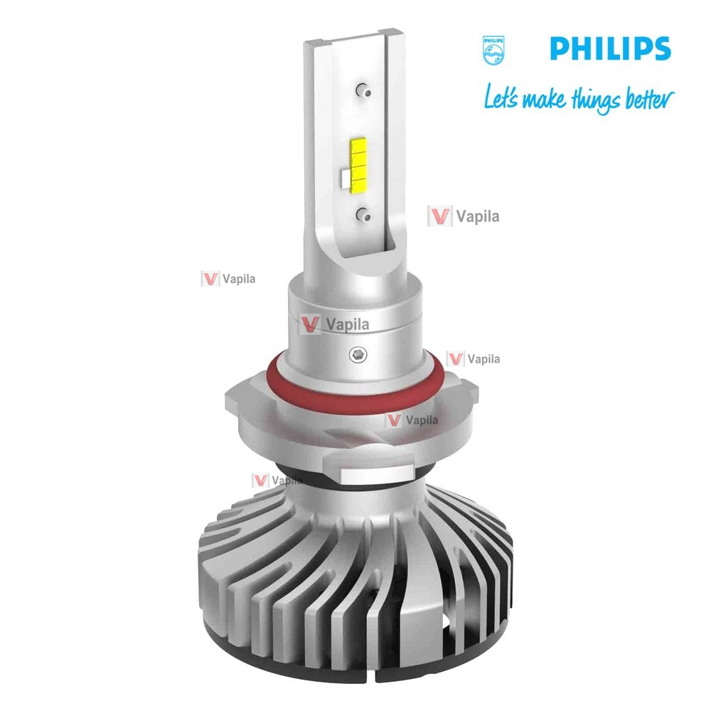 Светодиодные лампы Philips X-treme Ultinon LED 11005XUWX2 HB3 HB4