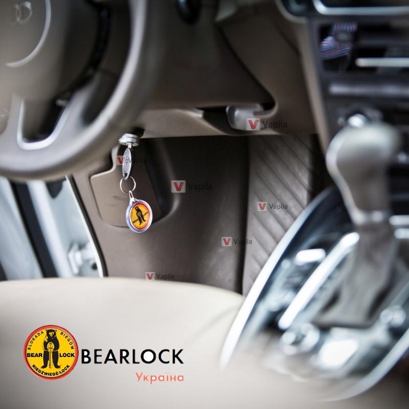 Механический Блокиратор руля Bear-Lock