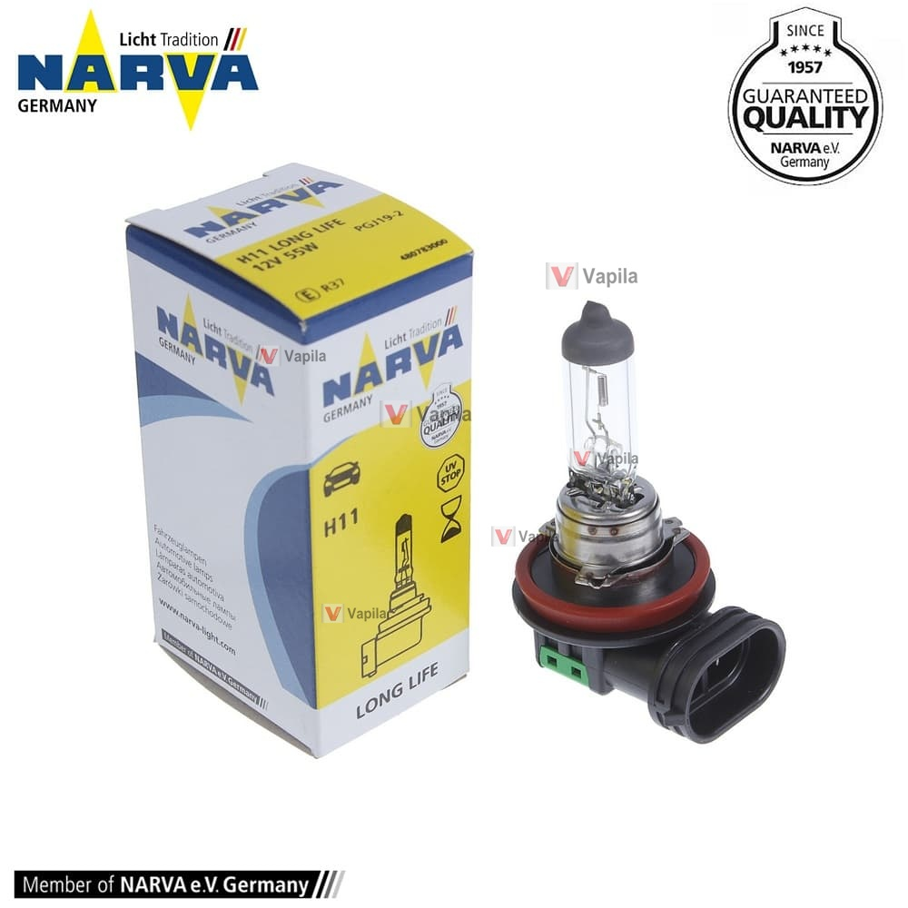 Narva H11 Long Life 48078 12V 55W