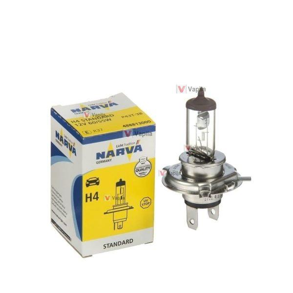 Narva H4 Standard 48881 12V 60W