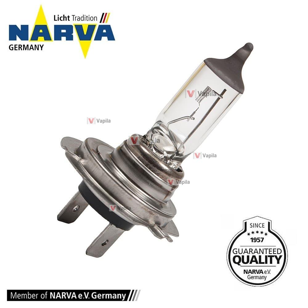 Narva H7 Standard galogen 12v PX26d
