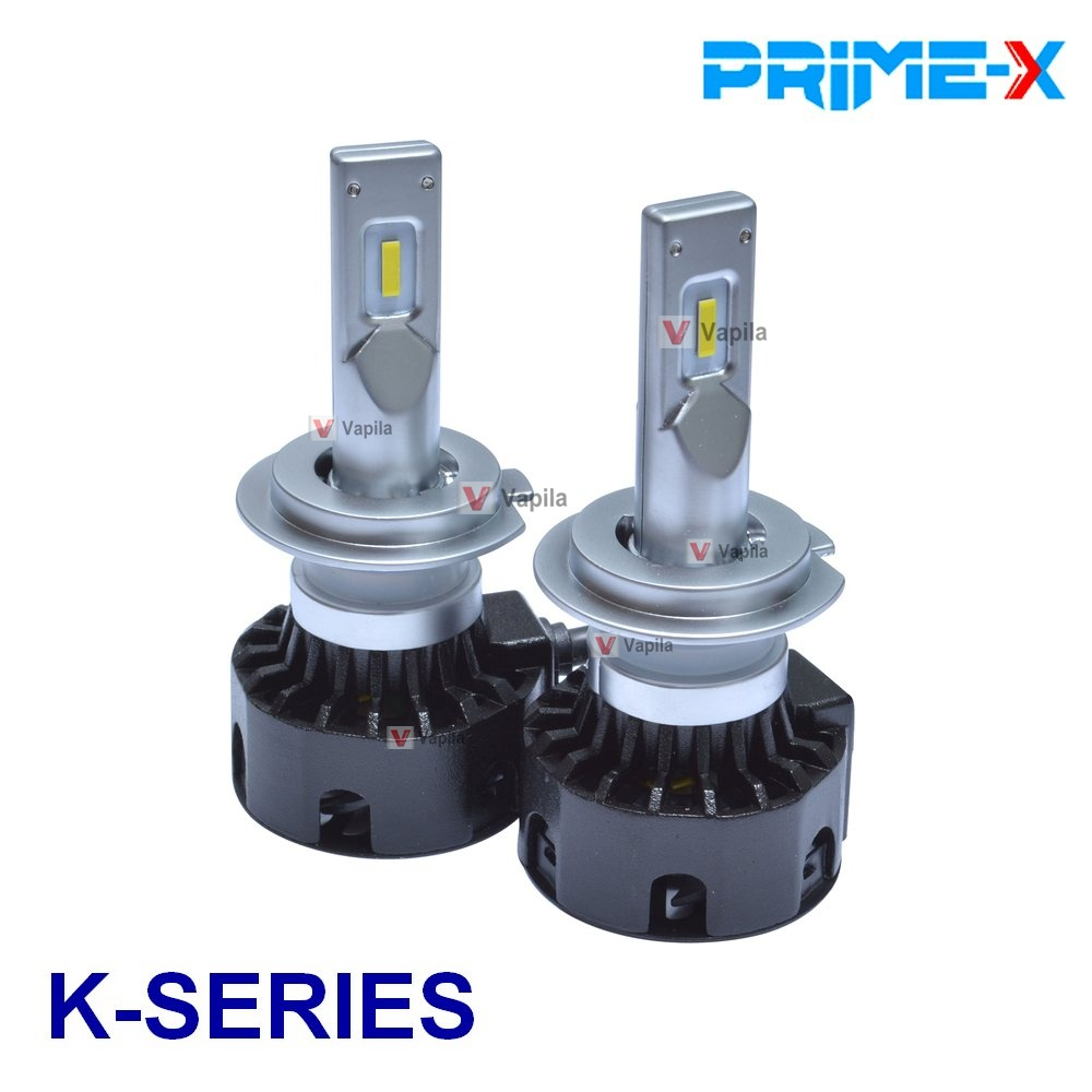 Светодиодные лампы Prime-X K-series H1 H7 H11 HB3 HB4