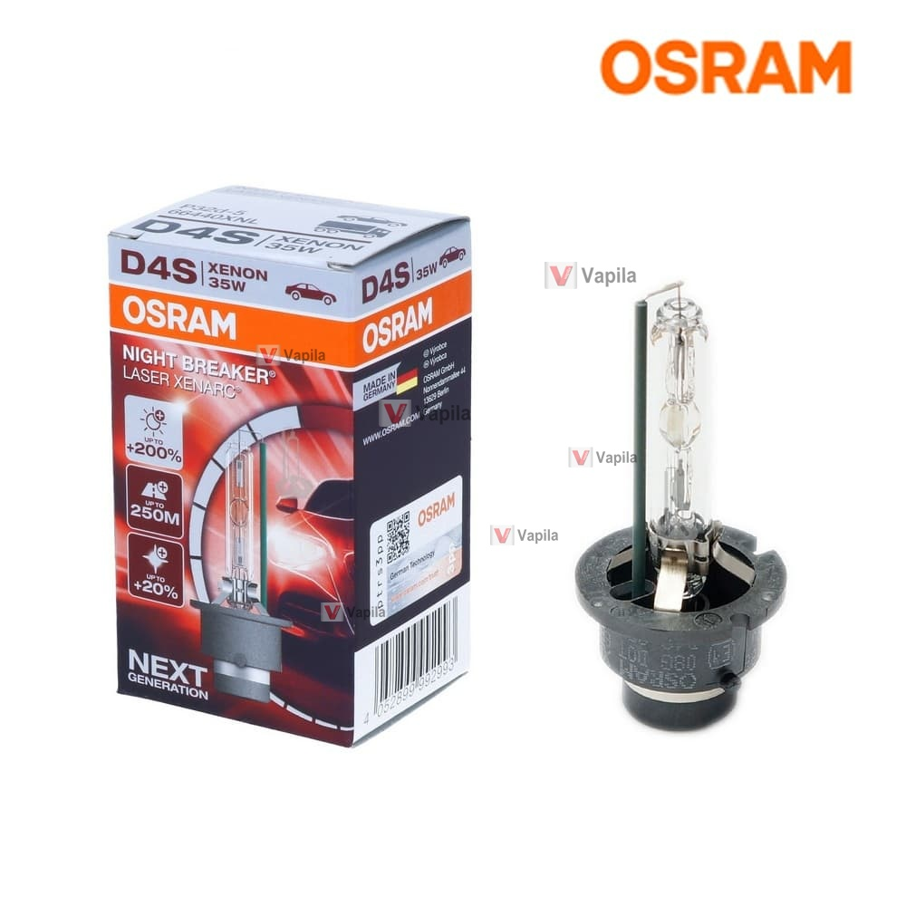 osram night breaker laser xenarc d4s 35w. Black Bedroom Furniture Sets. Home Design Ideas