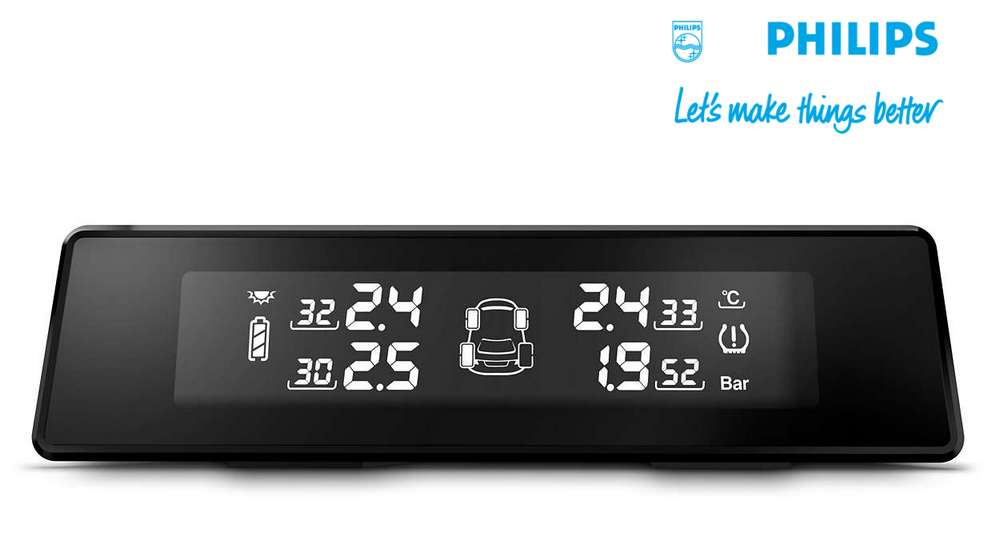 Philips GoSure TPMS TS60i