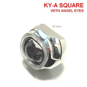 mask for lens ky-a sqr with angel eyes