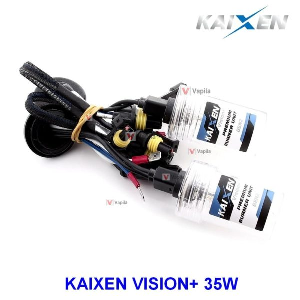 Kaixen Vision+ 35w xenon lamp