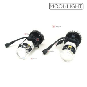 LED линзы Moonlight H4 mini