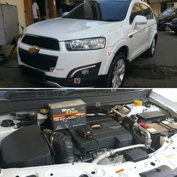 RaceChip Pro2 на Chevrolet Captiva