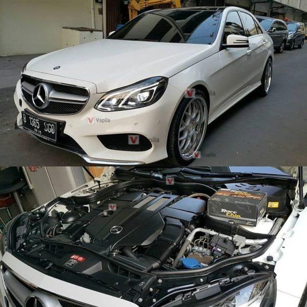 Чип-тюнинг Mercedenz-Benz
