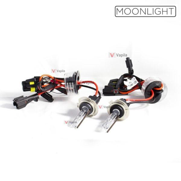 Лампы ксеноновые Moonlight H7 35w