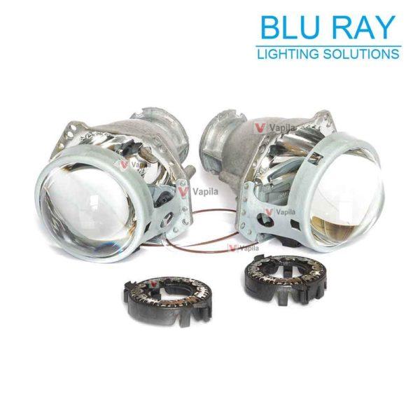 Биксеноновые линзы Blu-Ray H3RD1