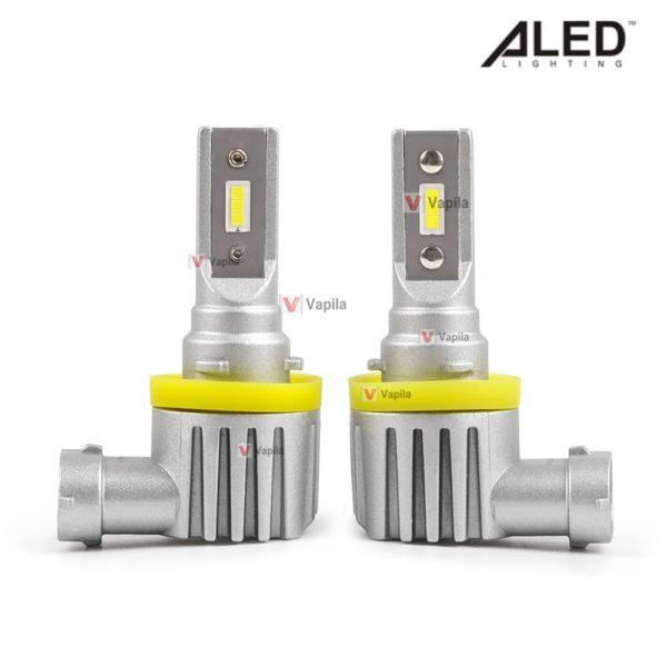 LED лампы ALED mini H11 MH11 13w 2000Lm