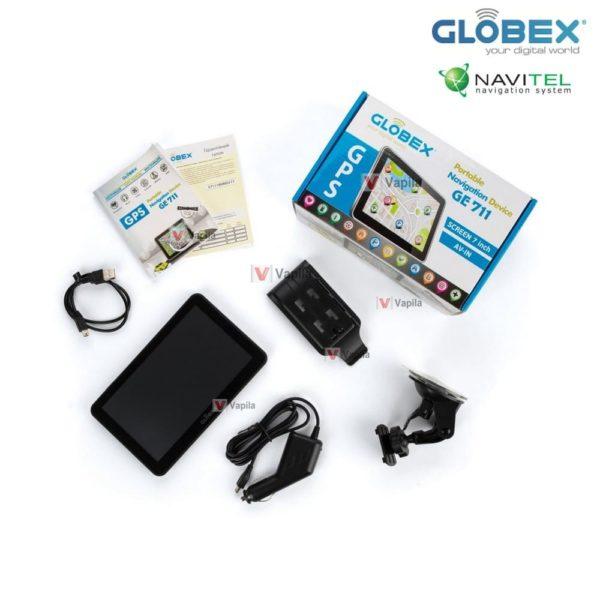 GPS-навигатор Globex GE711 Navitel