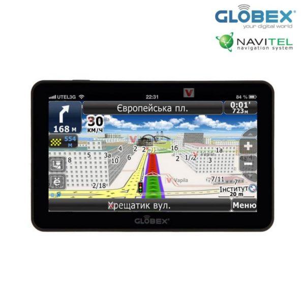 Автомобильный GPS-навигатор Globex GE711 Navitel