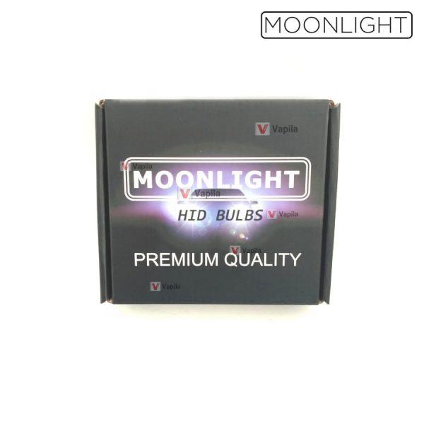Ксеноновые лампы Moonlight Premium D2H +50% 35w