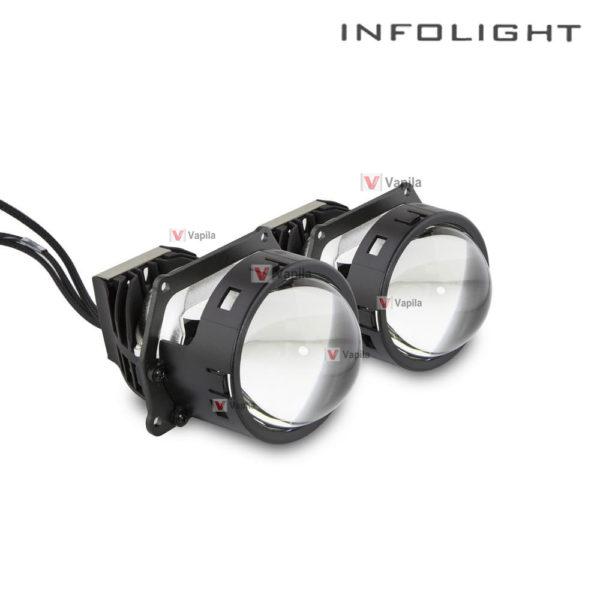 Светодиодные линзы Infolight Deluxe Bi-LED 3.0