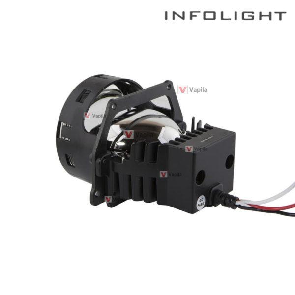 Светодиодные линзы Infolight Professional Bi-LED 3.0
