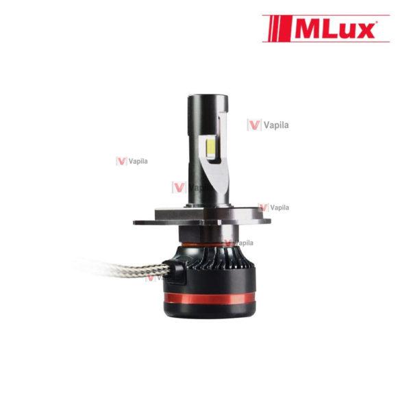 Светодиодные лампы Mlux RedLine H4 45w