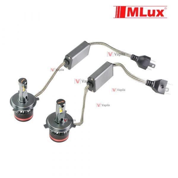 LED лампы Mlux Redline LED H4