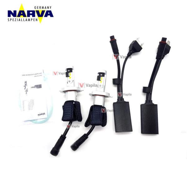 LED лампы Narva Range Power LED H4 18004 6000K