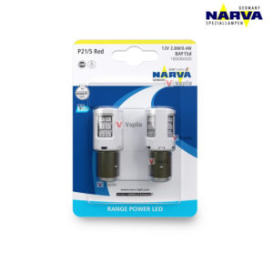 Narva Range Power LED P21/5W BAY15d