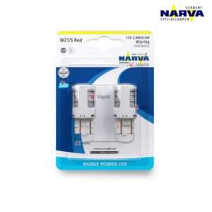 Narva Range Power LED W21/5W BAU15s