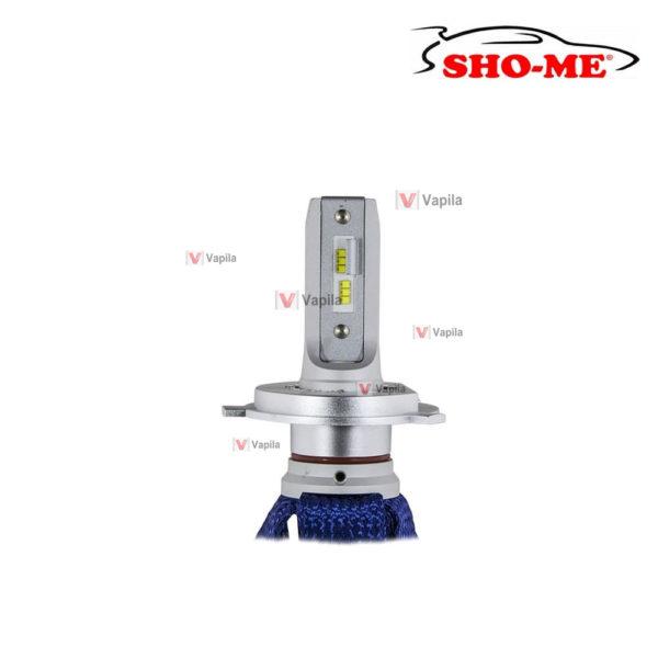 LED лампы Sho-Me F1 H4 30w