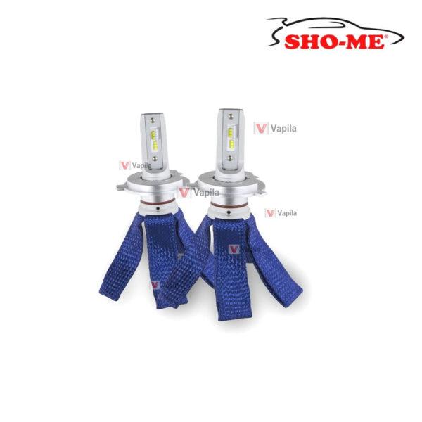 Светодиодные лампы Sho-Me F1 H4 30w
