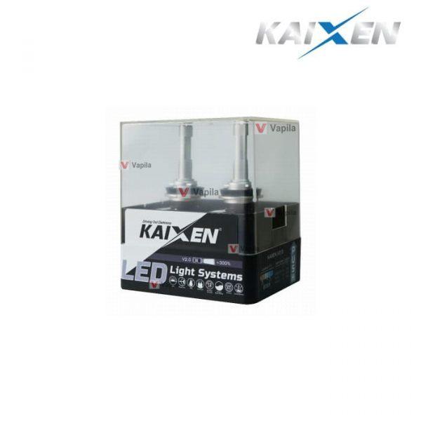 Светодиодные LED лампы Kaixen V2.0 H4 / H13 30w