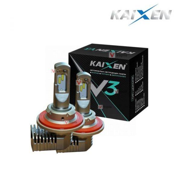 Светодиодные лампы Kaixen V3 H13 40w 6000K