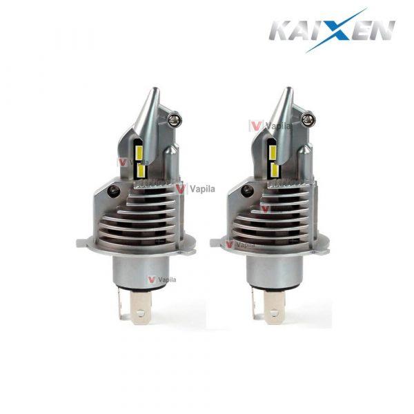 Светодиодные лампы Kaixen V3 H4 40w 6000K