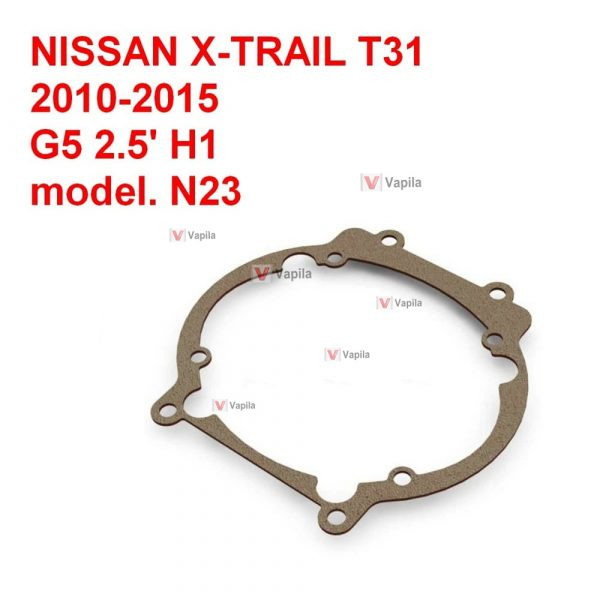 Переходные рамки для замены линз Nissan X-Trail T31 рестайл