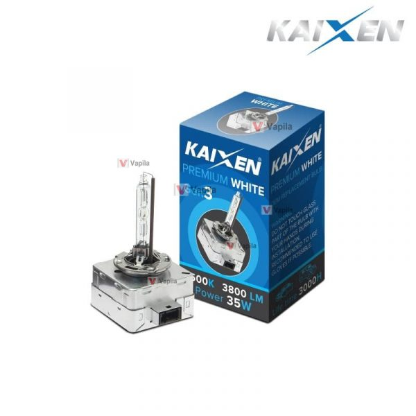 Ксеноновая лампа Kaixen D1S Premium White 5500K