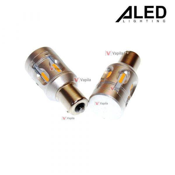 LED лампы ALED Canbus PY21W/1156/Bau15s 25w