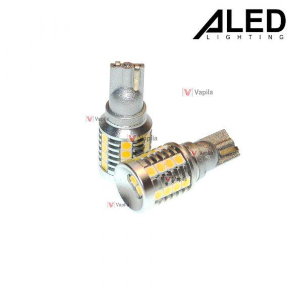 Светодиодные лампы ALED Canbus T15/W16W White