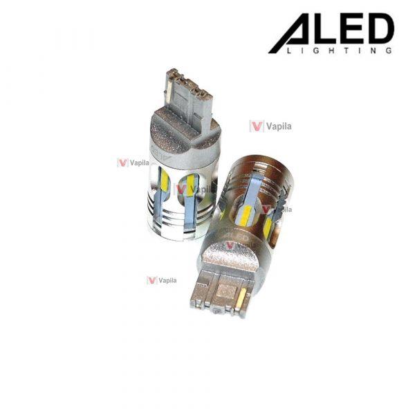 LED лампы ALED Canbus W21W T20 White