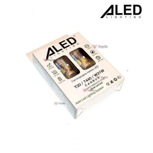 ALED Canbus W21W/T20/7440 White