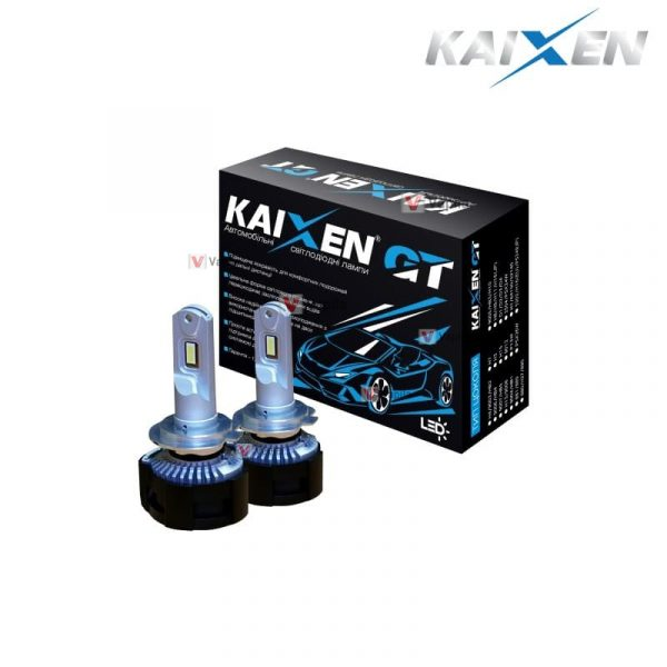LED лампы Kaixen GT H7 50w 6000K