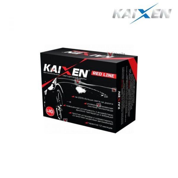 Bi-LED лампы Kaixen Redline H4 / H13 35w
