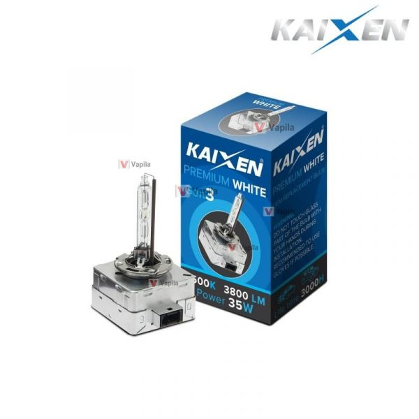 Ксеноновая лампа Kaixen D3S Premium White 5500K