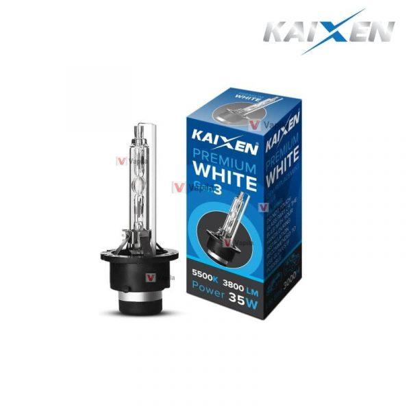 Ксеноновая лампа Kaixen D4S Premium White 5500K